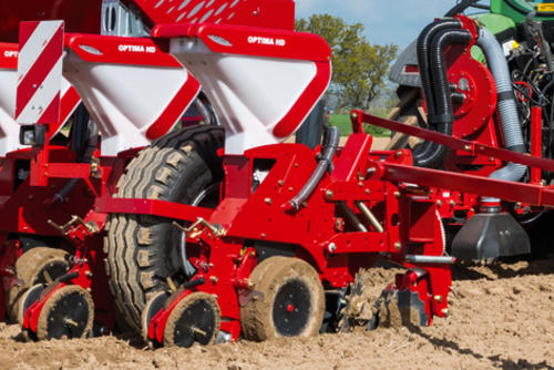 HD sowing unit
