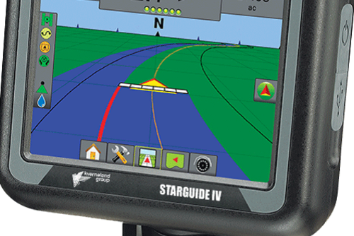 Sprayer Features iXtrack