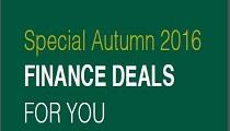Kverneland Autumn Finance Deals - 2016