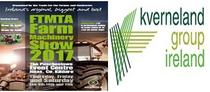 Kverneland Group Ireland at FTMTA - Stand 366 and 361