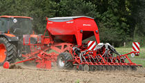 Kverneland u-drill seeding combination - new rigid models